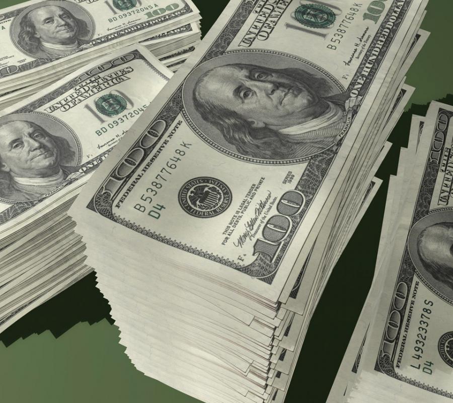 Банкууд дахь ам.долларын хадгаламж таван их наядад хүрчээ