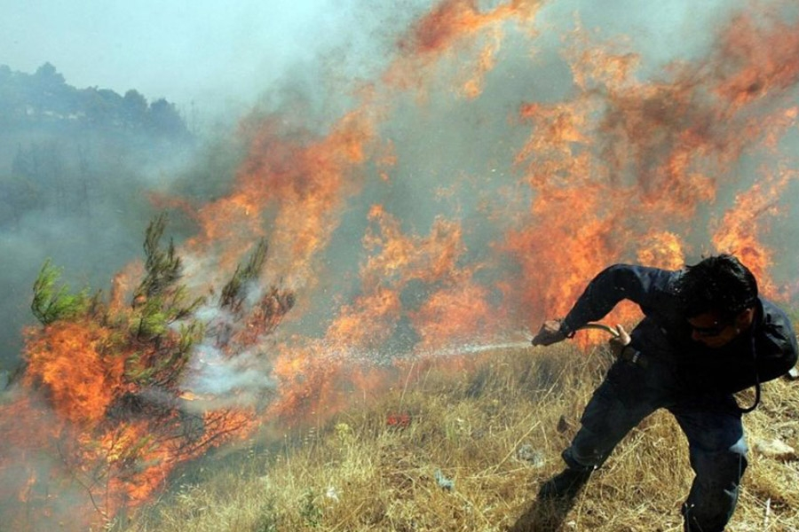 Соёмбот ууланд гарсан түймэр гадны нөлөөтэй байсан нь тогтоогджээ