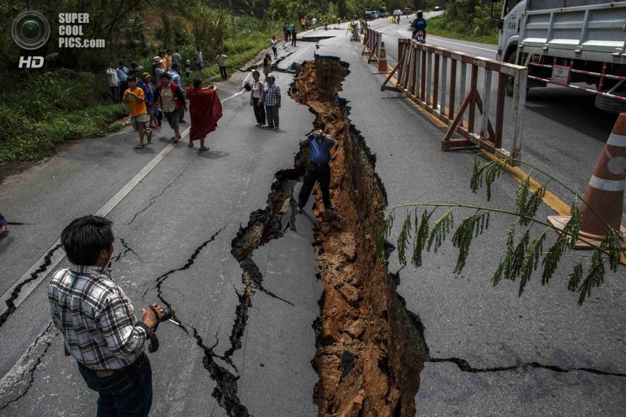 Тайландын газар хөдлөлт