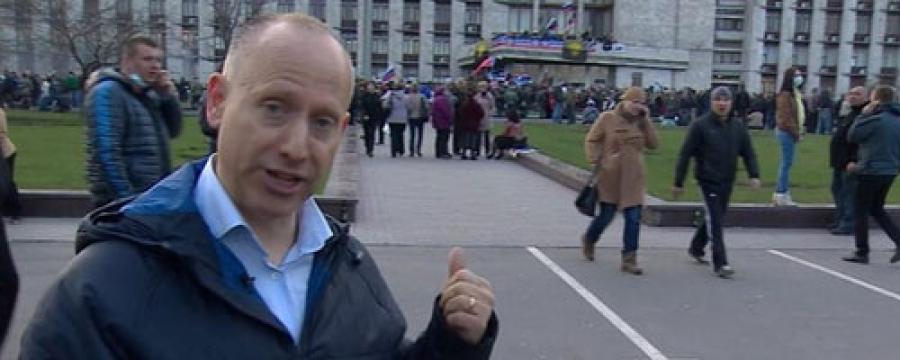 Донецкийн БНУ-ын эрх баригчид ОХУ-д нэгдэх асуудлаар хагаралджээ