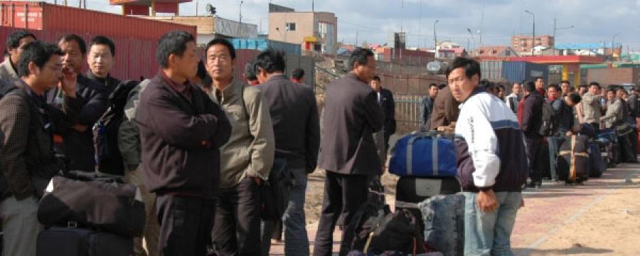 Хятадын тал иргэдээ Вьетнам руу зорчихыг хоригложээ