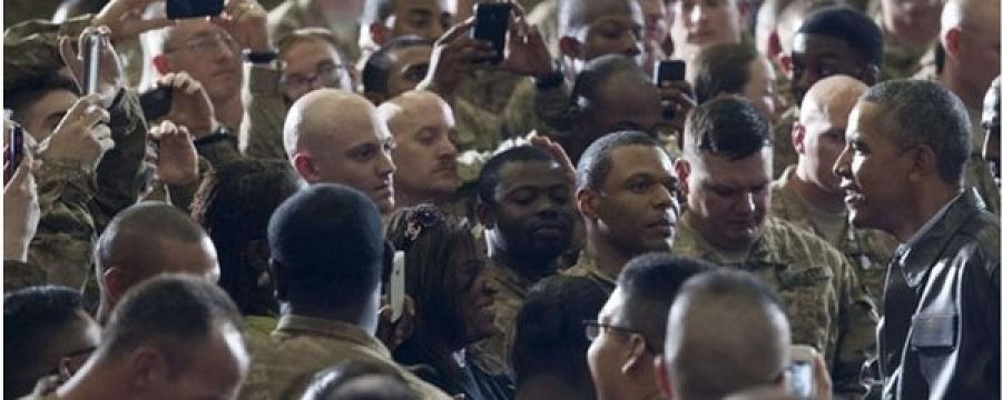 Барак Обама Афганистанд айлчлав