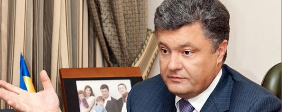 Украины Ерөнхийлөгчийн сонгуульд тэрбумтан Петр Порошенко 53.86 хувийн саналаар тэргүүллээ