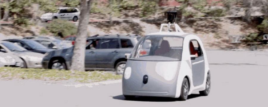 Google компани анхны жолоочгүй машинаа танилцууллаа