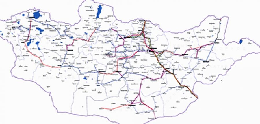 Монгол Улсад өндөр хурдны шилэн кабелийн сүлжээ байгуулагдана