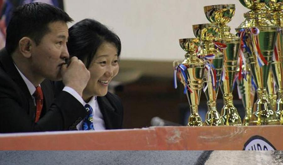 Гавьяат тамирчин Х.Батхишиг Азийн самбо бөхийн холбооны эмэгтэйчүүдийн комиссыг удирдана