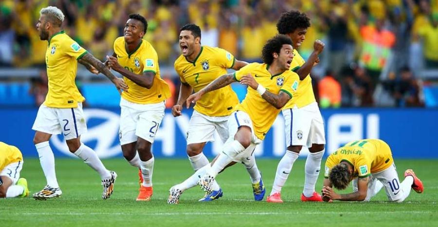 Хөлбөмбөгчдийн эмоци