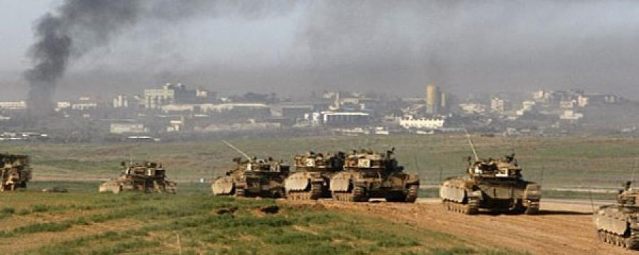 Израиль байлдааны шинэ стратеги боловсруулав