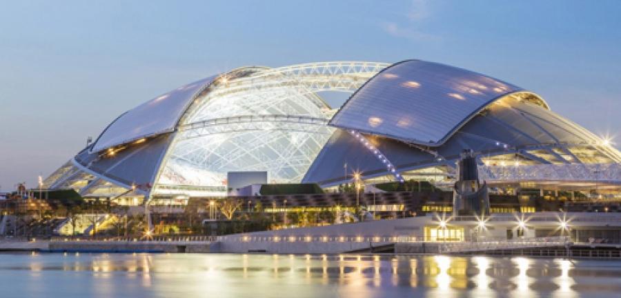 """Сингапур улсын спортын """"төв"""""""