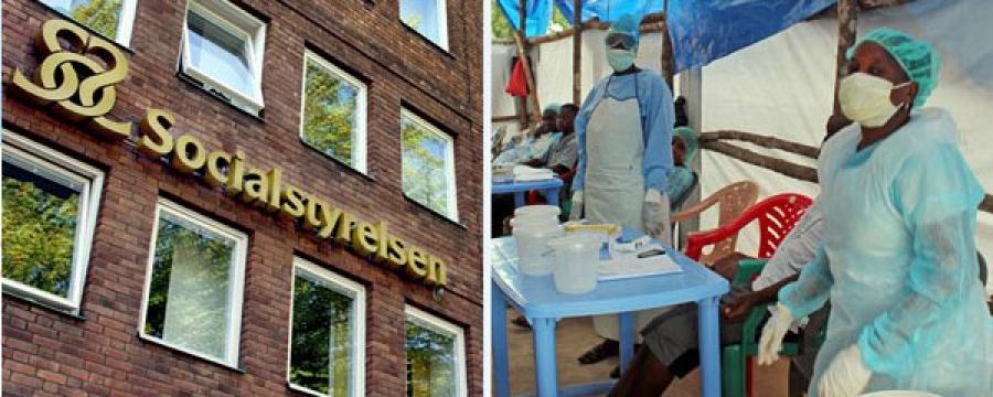 Шведэд Эболагийн халдвар илэрсэн үү
