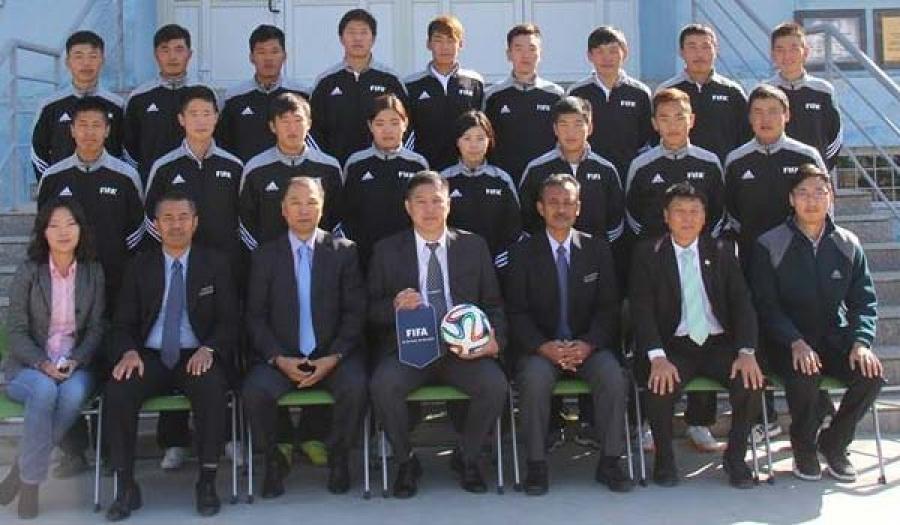 Дэлхийн Хөлбөмбөгийн Холбооны шүүгчийн сургалт эхэллээ