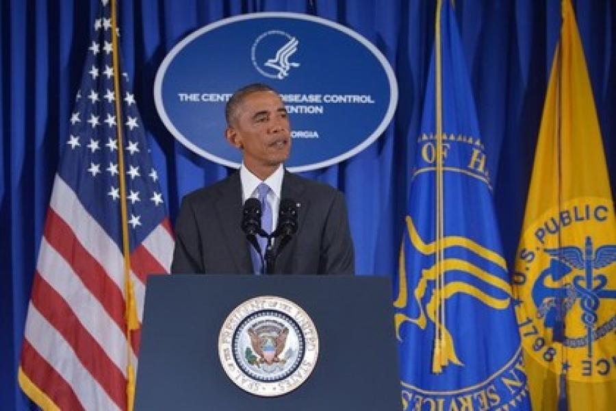 Эбола вирусын халдвар хяналтаас гарсныг АНУ хүлээн зөвшөөрлөө