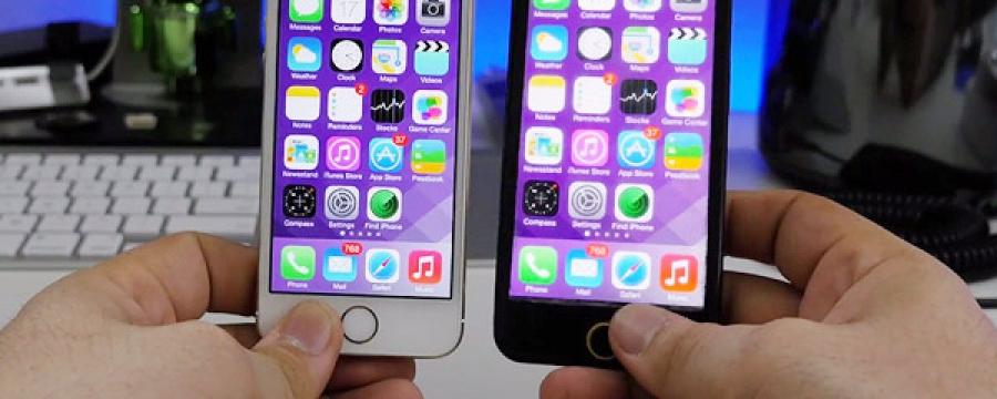 """iPhone 6 """"дүү"""" загварынхаа амжилтыг эвдлээ"""