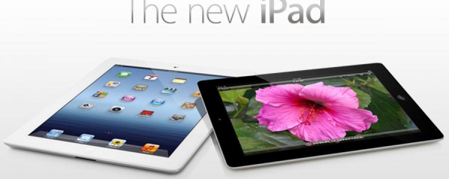 Apple шинэ загварын iPad-аа танилцуулна