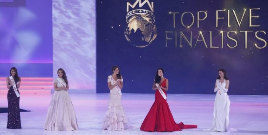 """Miss World 2014"" титмийн эзэн Rolene Strauss"