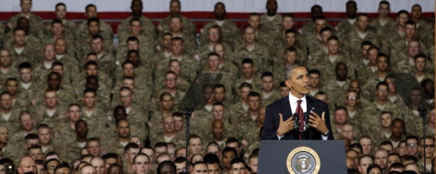 АНУ-ын цэргийн хилийн чанад дахь ажиллагааны үе дууслаа