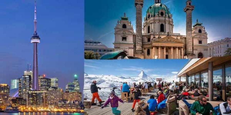 2015 онд аялах топ-10 хот