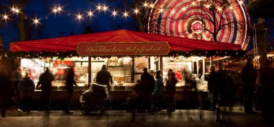 Германы шинэ жилийн баярын худалдаа