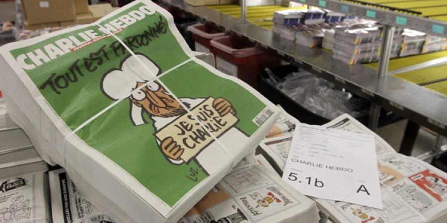 """""""Charlie Hebdo"""" 3 сая хувиар хэвлэгдлээ"""
