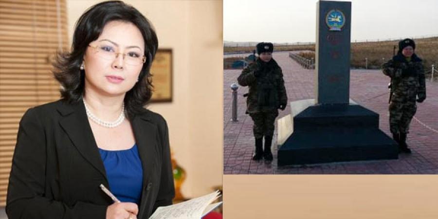 Монгол Улсын дархан хилийг манаж тэмдэглэсэн мартын-8 хэзээ ч мартагдахгvй