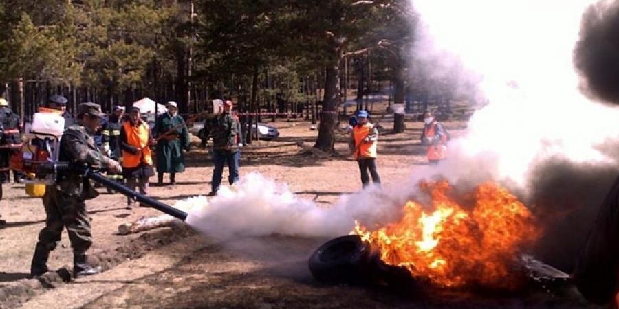 Ой хээрийн түймрээс урьдчилан сэргийлэх, хамгаалах ажлыг эрчимжүүлнэ
