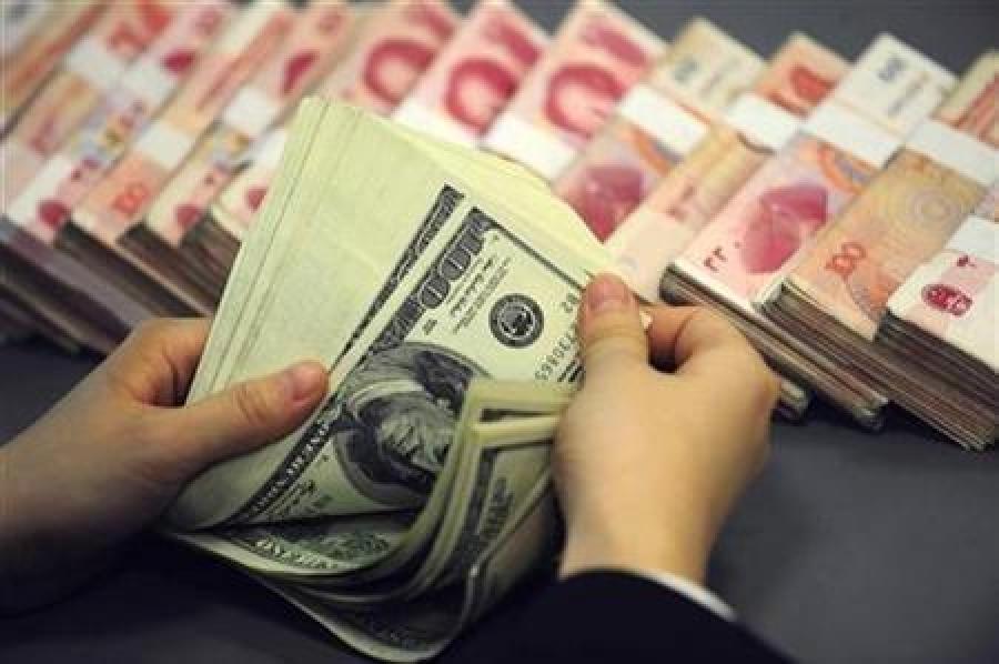 Монголбанк  38.5 сая юань худалдав