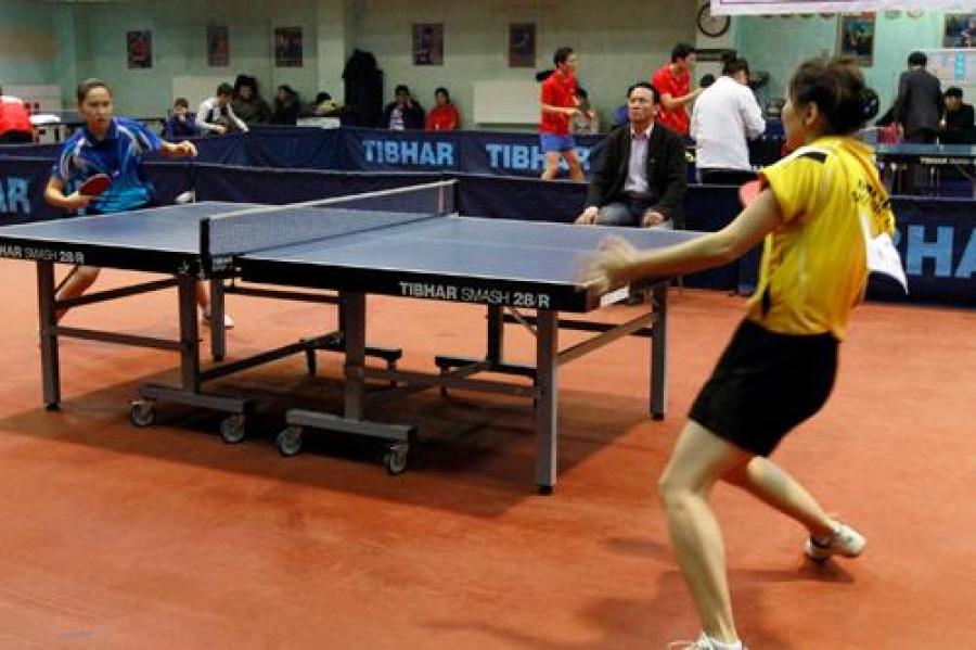 Ширээний теннисний  ДАШТ  урд хөршийн Сүжоу хотод болно