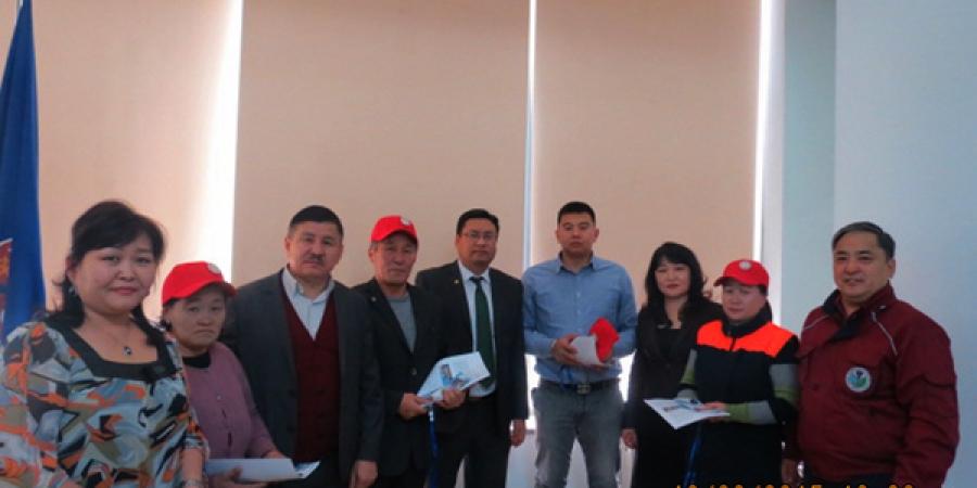 Шар хантаазтанууд Бээжин, Шанхай хотоор аялна