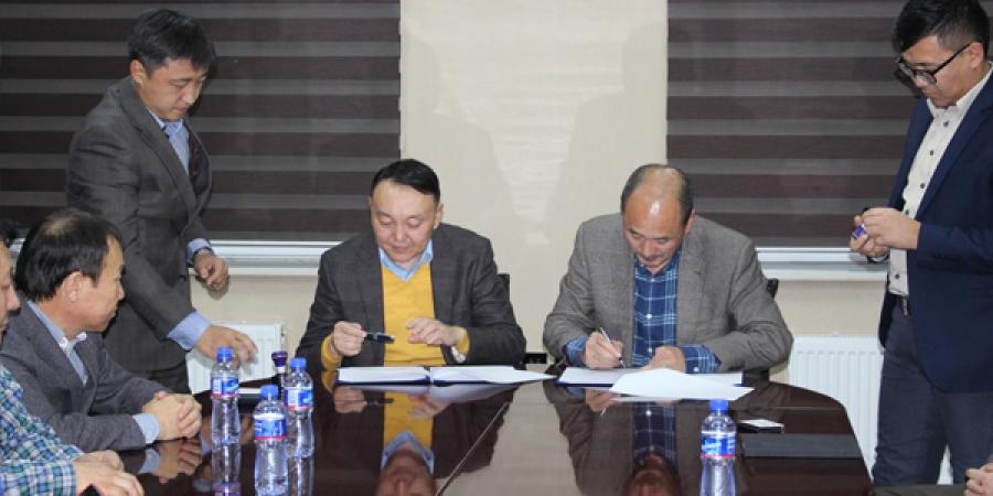 """""""Монгол тээвэр нэгдэл"""" ХХК болон Хөдөө аж ахуйн бирж хамтран ажиллана"""
