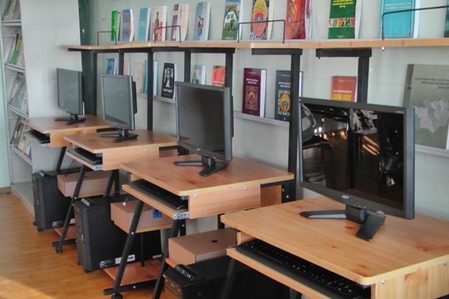 Цахим номын сан хөтөлбөрийн  нээлт болно