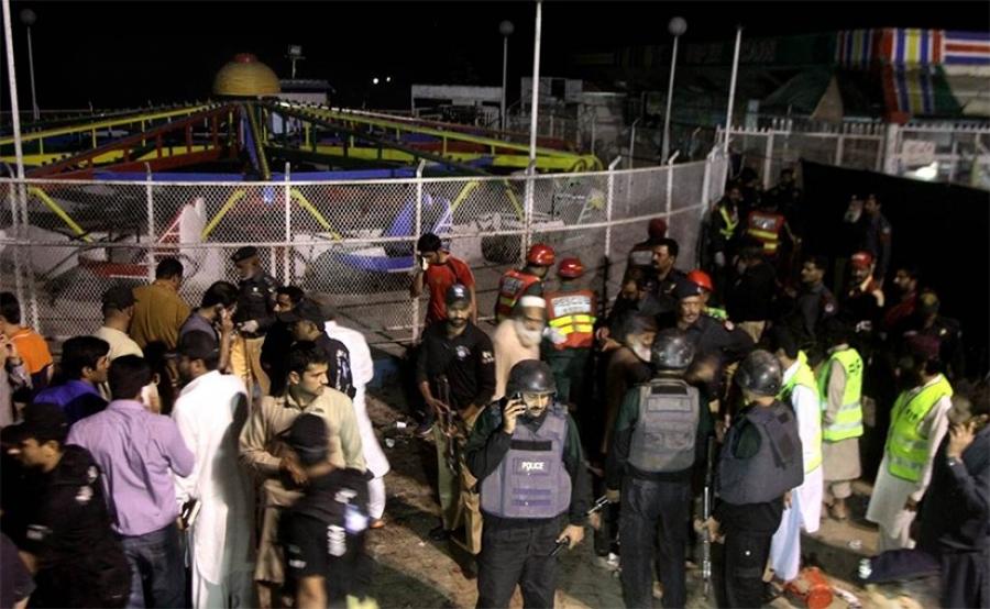 Пакистанд амиа золиослогч 69 хүний аминд хүрлээ