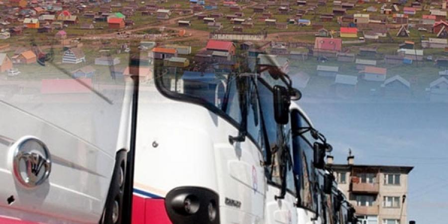Зуслан руу энэ сарын 11-нээс эхлэн нийтийн тээвэр үйлчилнэ