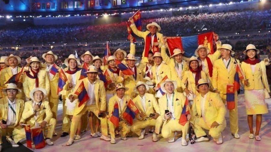 ФОТО: 205 орны баг тамирчид цэнгэлдэхэд орж ирлээ