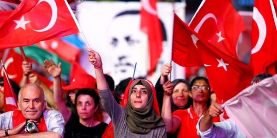 """Эрдоган 38 мянган хоригдлоо """"ӨРШӨӨВ"""""""