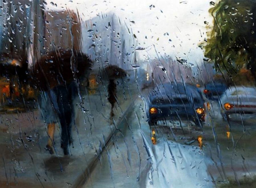 Улаанбаатарт бороо орно