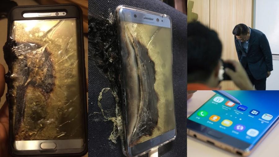 """""""Galaxy Note 7"""" утасны худалдааг зогсоолоо"""