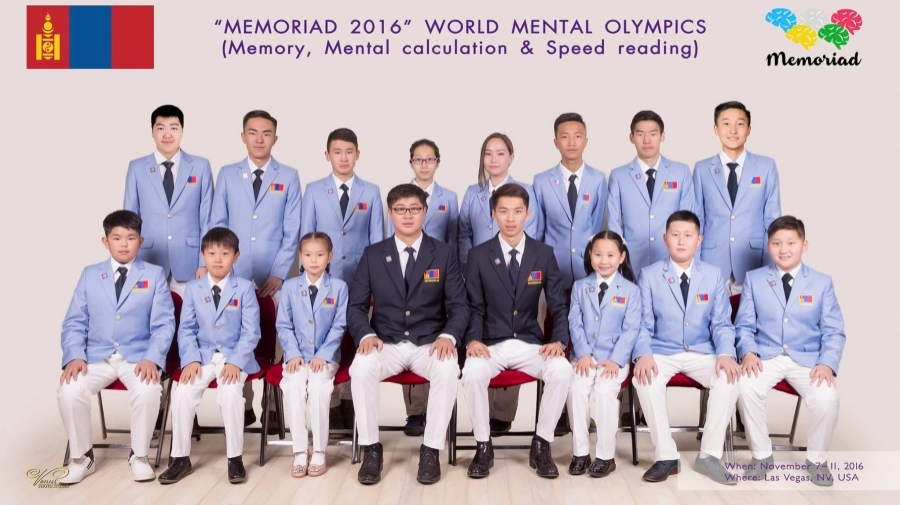 Оюуны олимпоос мөнгө, хүрэл медаль хүртлээ