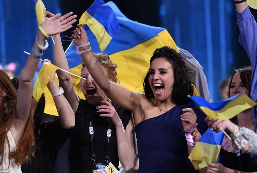 """""""Евровижн""""  хөгжмийн наадам Москва хотод болж магадгүй"""