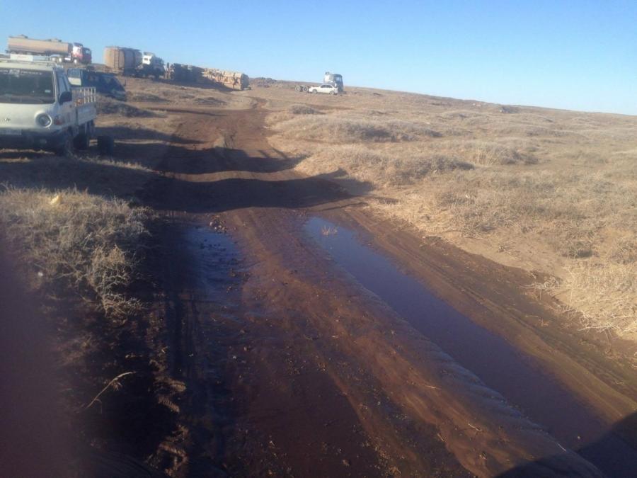 44 тонн дизель түлш асгарсныг аюулгүй болгожээ