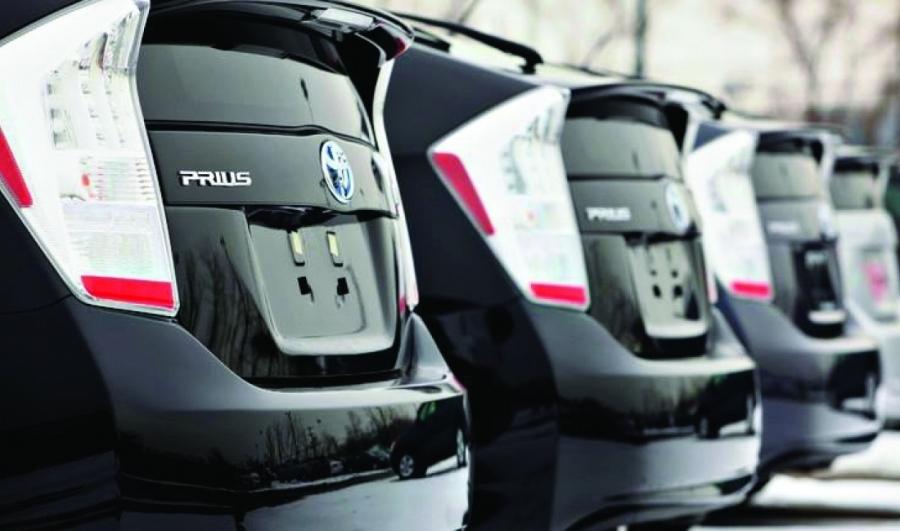 """""""Prius""""-ын эд анги хулгайлсан этгээдүүд машин засварын газар ажилладаг байжээ"""