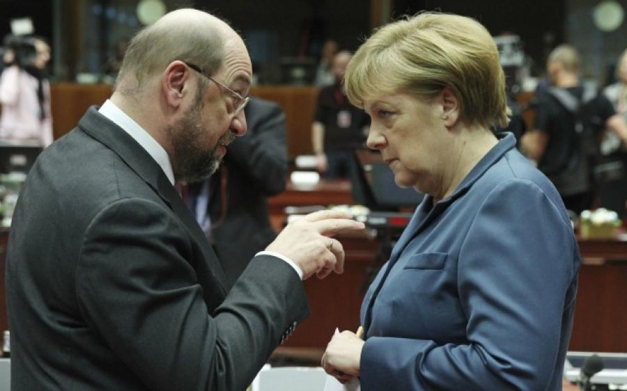 "Социал демократуудын ""амь тариа"""