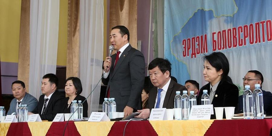 Ж.Мөнхбат: Монгол Улсын эдийн засагт гурван ногоон гэрэл ассан