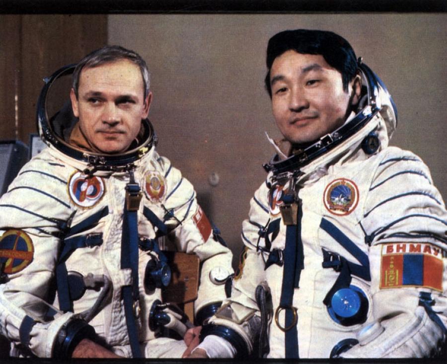 Монгол хүн сансарт ниссэний 36 жилийн ойд зориулсан өдөрлөг болно