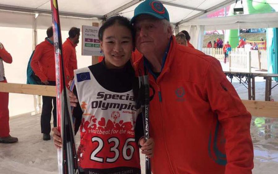 Монгол улс тусгай олимпийн аваргатай боллоо
