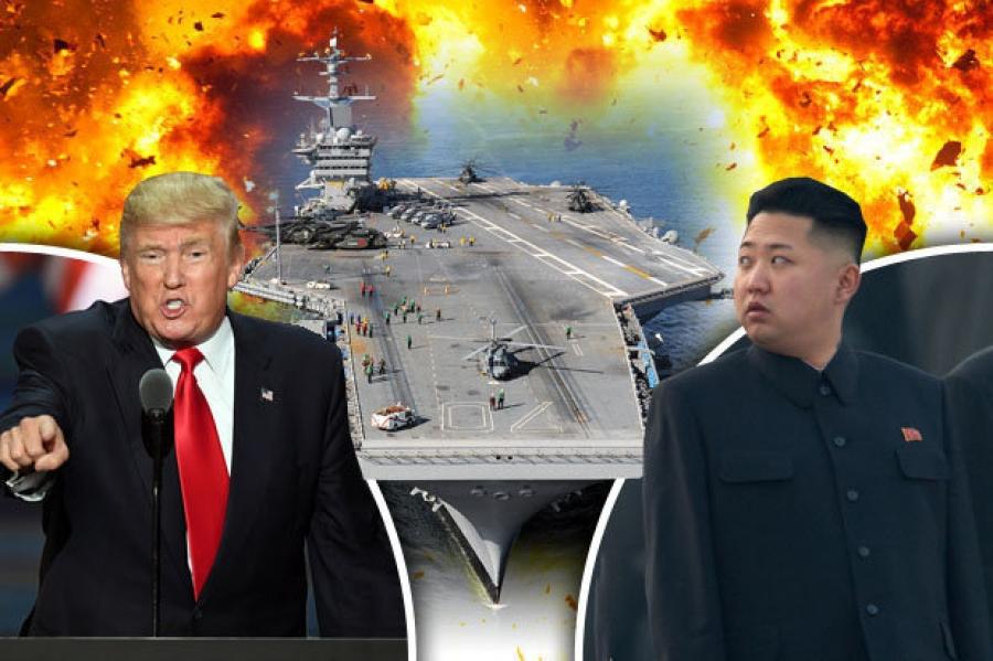 """БНХАУ, ОХУ Солонгосын хойгийн """"тоглоом""""-д оролцох уу"""