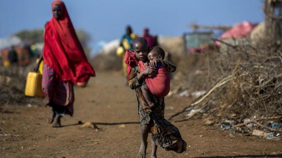 Өлсгөлөнд нэрвэгдэгсдийн тоо жилийн дотор 108 саяд хүрчээ