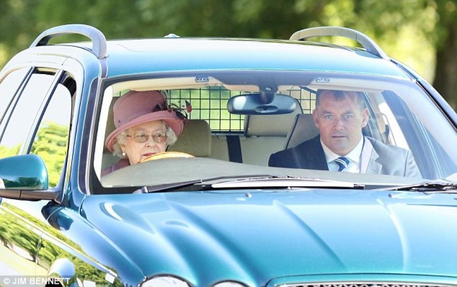 Британийн хатан хааны зөрчиж болох найман хууль