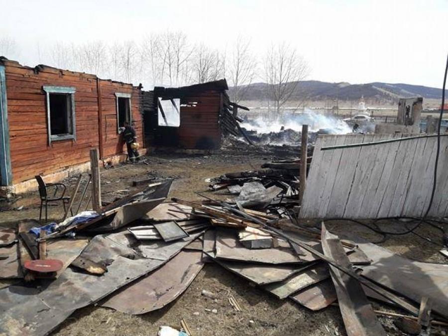 Хатгал тосгоны ЗДТГ-ын байр шатжээ