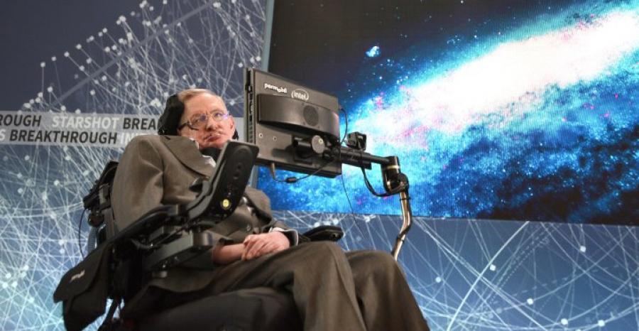 Стивен Хокинг: Хүн төрөлхтөнд мөхөж буй гаригаа орхиход 100 жил л үлдсэн