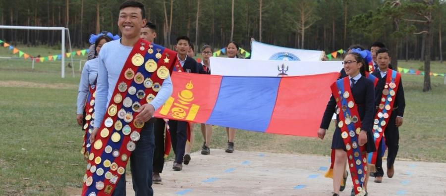 """Emart """"Баян-Адрага-2017″ бага олимпийн наадмыг ивээн тэтгэлээ"""